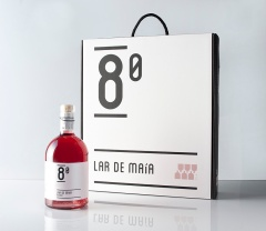 LDM 8º Rosado+caja